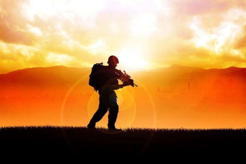על עקבות לוחמים בחיזבאללה