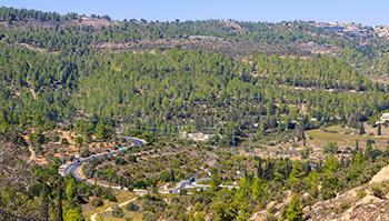 נחל עירון | טיולי שביל ישראל
