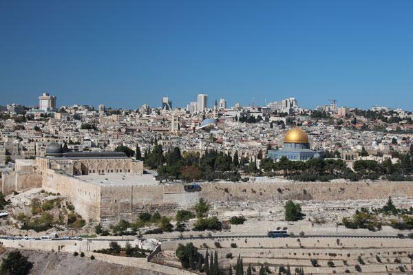 טיול להרי ירושלים